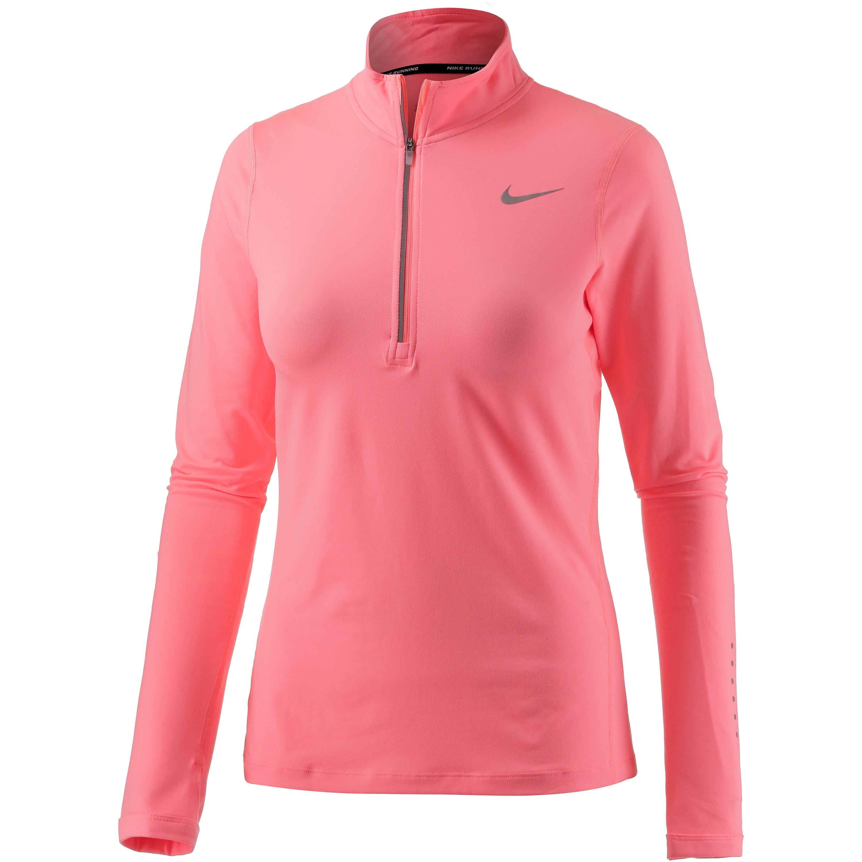 Nike Element Laufshirt Damen