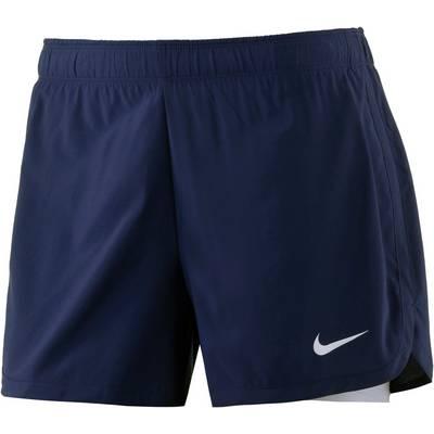 Nike Flex 2in1 Shorts Damen royal