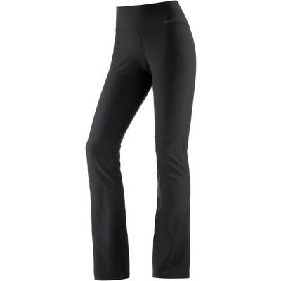 Nike Power Legend Skinny Trainingshose Damen schwarz
