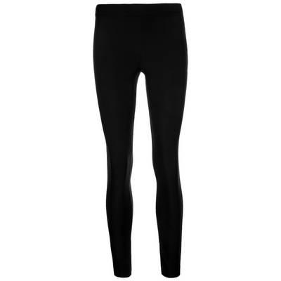 Nike Flex Bliss Tights Damen schwarz / grau