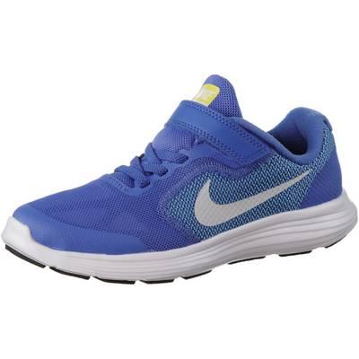 Nike Revolution Laufschuhe Kinder blau