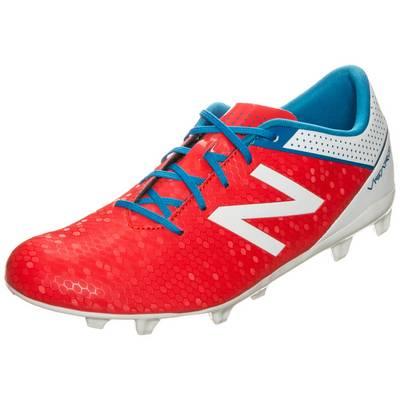 NEW BALANCE Visaro Control Fußballschuhe Herren rot / weiß / blau