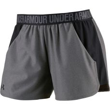 Under Armour Play Up Funktionsshorts Damen grau-schwarz