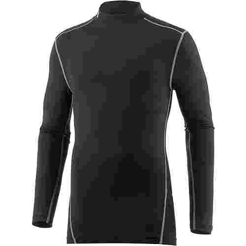 Under Armour Coldgear Kompressionsshirt Herren schwarz