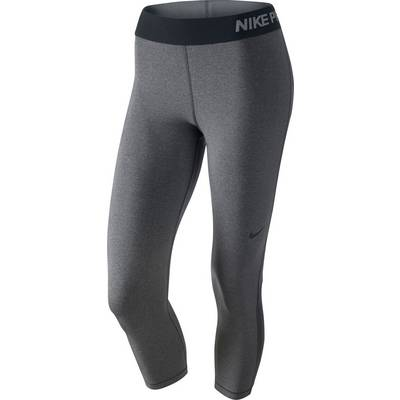 Nike Pro Dry Fit Tights Damen grau
