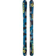 SCOTT Scrapper 115 Freeride Ski blau