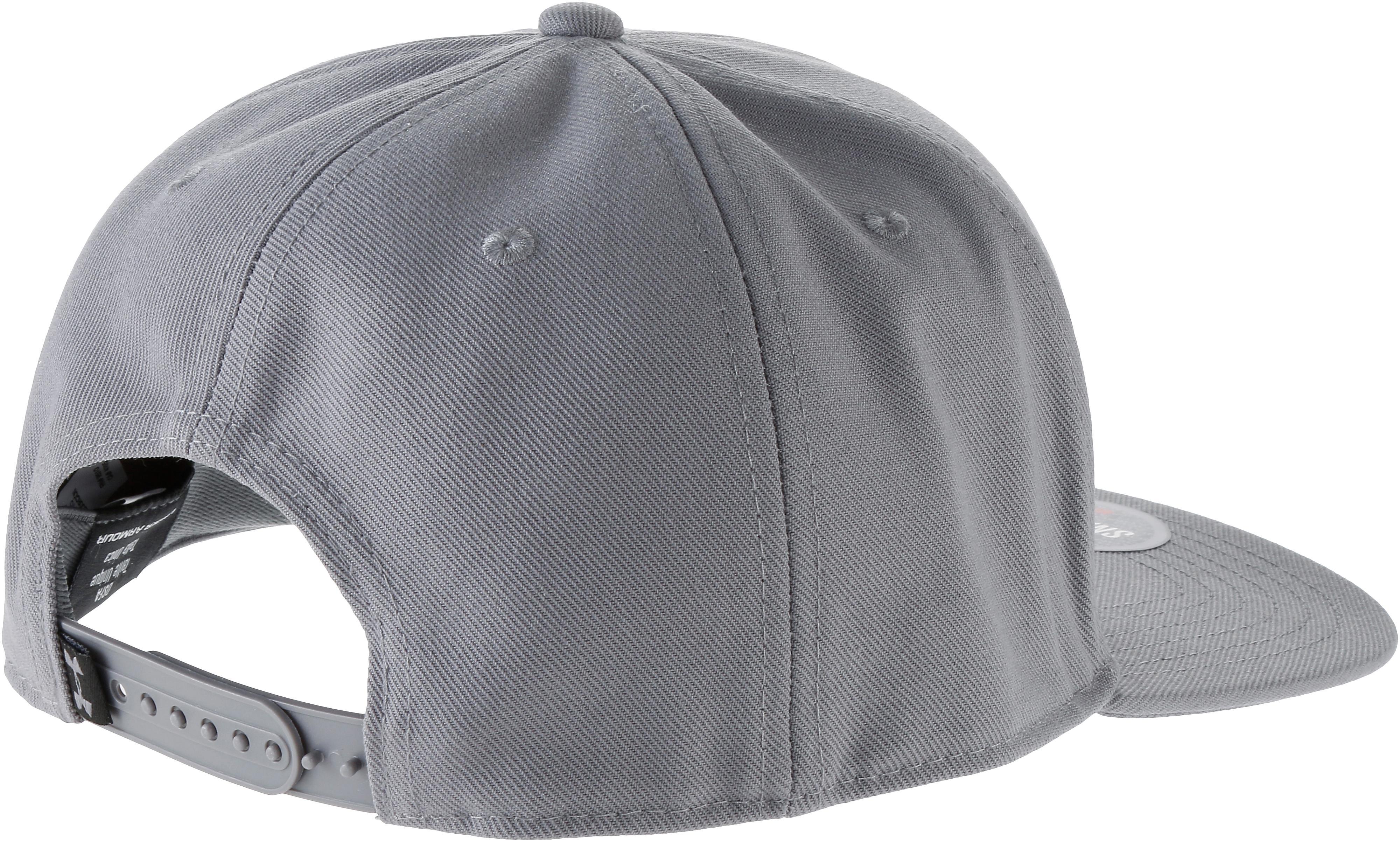 db5ac51c91c Under Armour Elevate Cap Herren grau im Online Shop von SportScheck kaufen