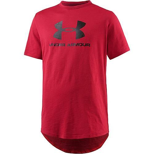 Under Armour HeatGear Sportstyle T-Shirt Herren rot