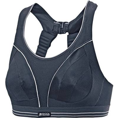 Shock Absorber RUN Sport-BH Damen schwarz