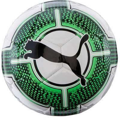 PUMA evo POWER Fußball Herren weiß/grün