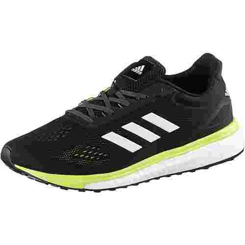 sports shoes e26e8 91830 adidas Response LT Laufschuhe Herren schwarzgelb