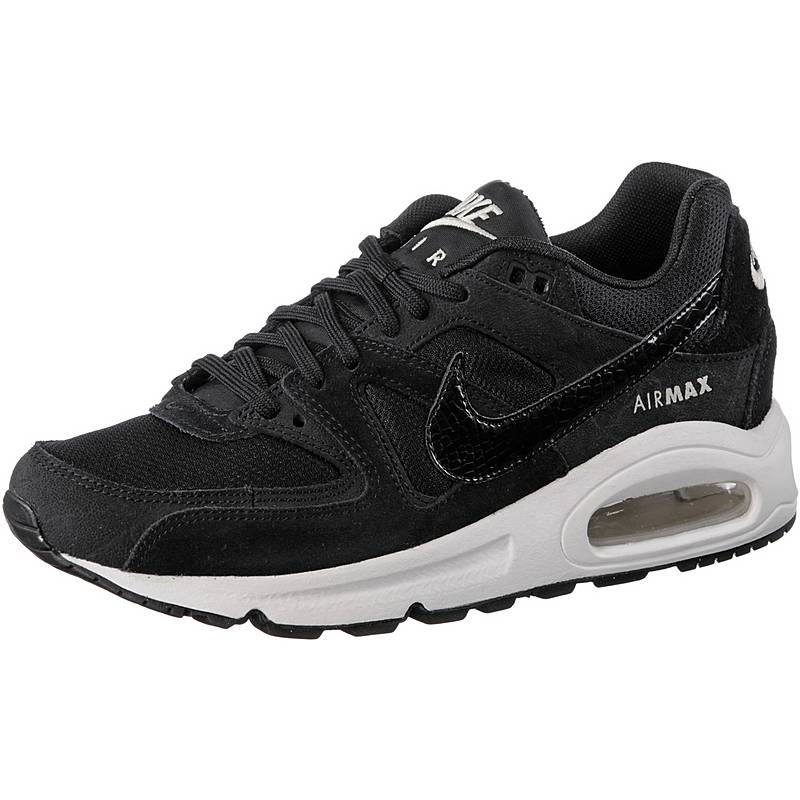 check out ec3b7 e5c68 Nike WMNS Air Max Command Sneaker Damen black-black