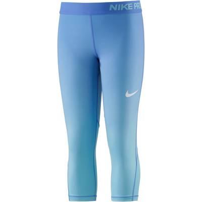 Nike Tights Kinder blau