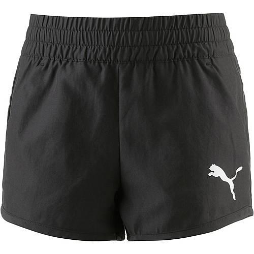 PUMA Shorts Kinder schwarz