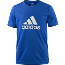 adidas Funktionsshirt Kinder blau