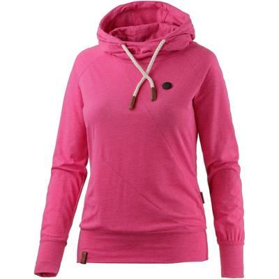 Naketano Mandy X Langarmshirt Damen pink melange