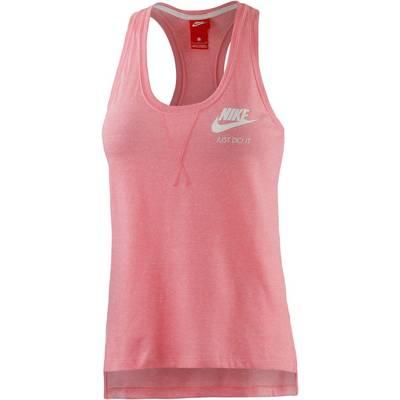 Nike Gym Vintage Tanktop Damen pink/melange