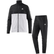 adidas Back2Basic Trainingsanzug Herren schwarz/weiß
