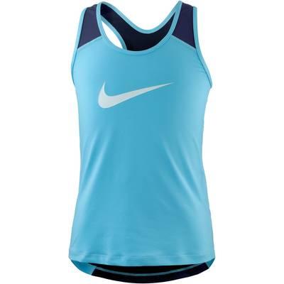 Nike Tanktop Kinder blau
