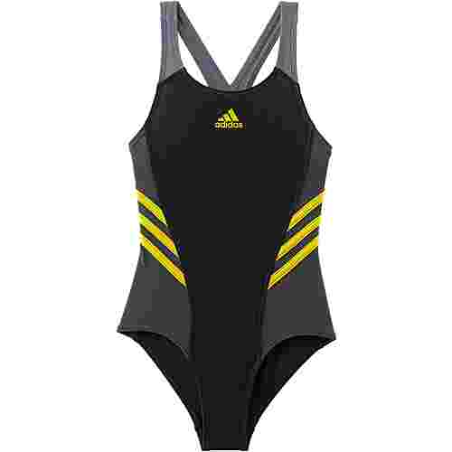 8b7452a537dbc Adidas Badeanzug Mädchen schwarz/grau im Online Shop von SportScheck ...