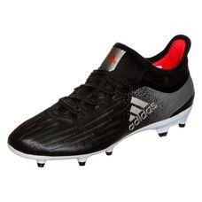 adidas X 17.2 Fußballschuhe Damen schwarz / silber