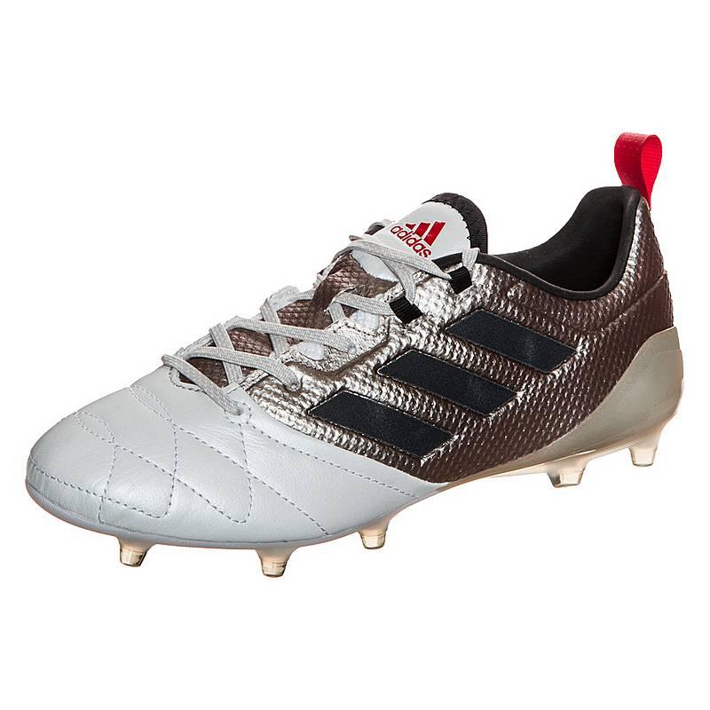sneakers for cheap 1388b ab019 adidas ACE 17.1 Fußballschuhe Damen metallic  weiß