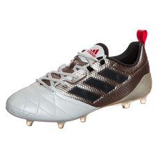 adidas ACE 17.1 Fußballschuhe Damen metallic / weiß