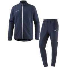 Nike Academy Trainingsanzug Herren blau