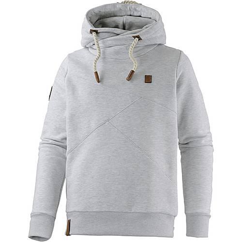 naketano lennox ix hoodie herren grau melange im online shop von sportscheck kaufen. Black Bedroom Furniture Sets. Home Design Ideas