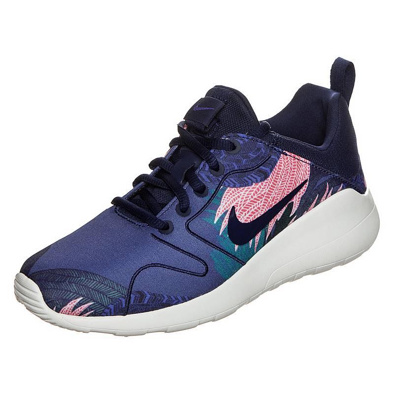 outlet store df5f2 da458 ... norway nike kaishi 2.0 print sneaker damen blau rosa e1135 d52b6