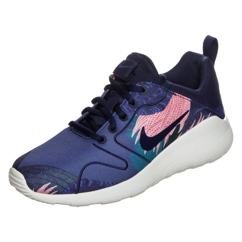Nike Sportswear Kaishi 2.0 Print Sneaker Damen, blau, blau / rosa