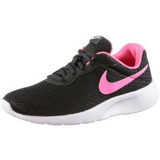 Nike Tanjun Sneaker Kinder schwarz/pink