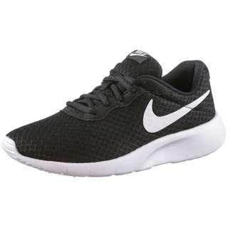 Nike Tanjun Sneaker Kinder black-white-white