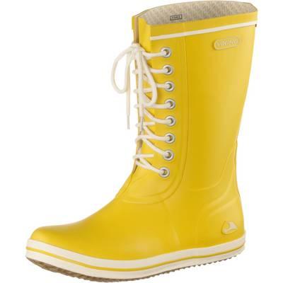 Viking Retro Light Gummistiefel Damen gelb