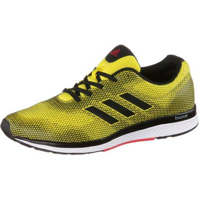 adidas Mana Bounce 2 Laufschuhe Herren gelb/schwarz