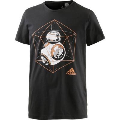 adidas Star Wars BB-8 Printshirt Herren schwarz