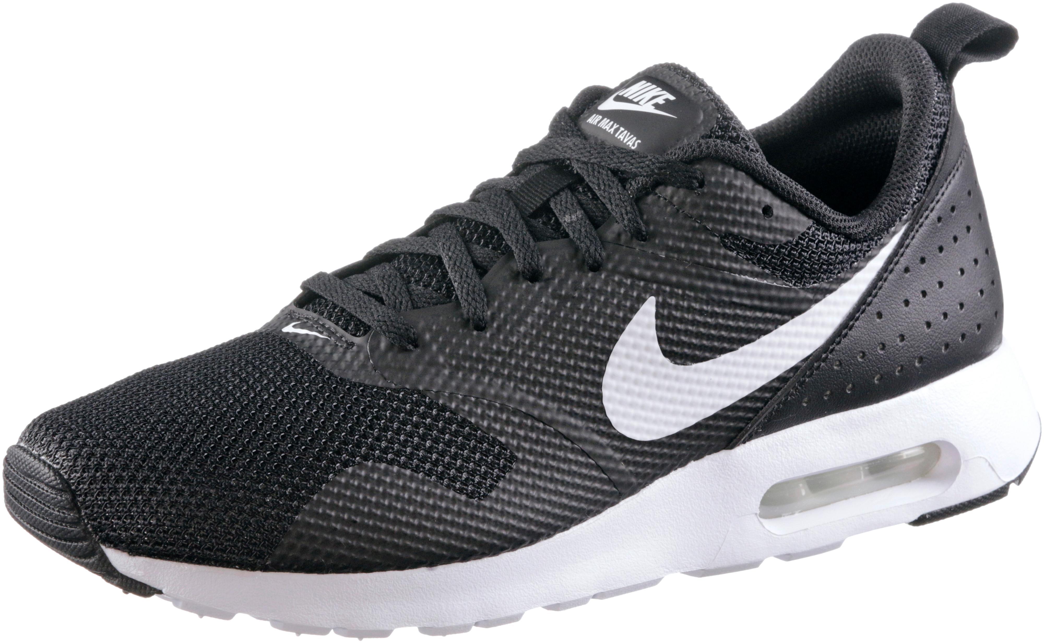ac2f71b3cd Nike Air Max Tavas Sneaker Herren schwarz/weiß im Online Shop von  SportScheck kaufen