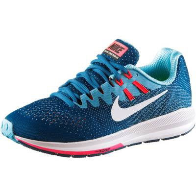 Nike Air Zoom Structure 20 Laufschuhe Damen blau