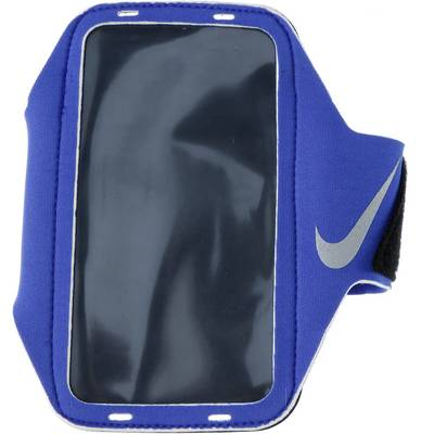 Nike Lean Arm Band Handytasche blau/schwarz