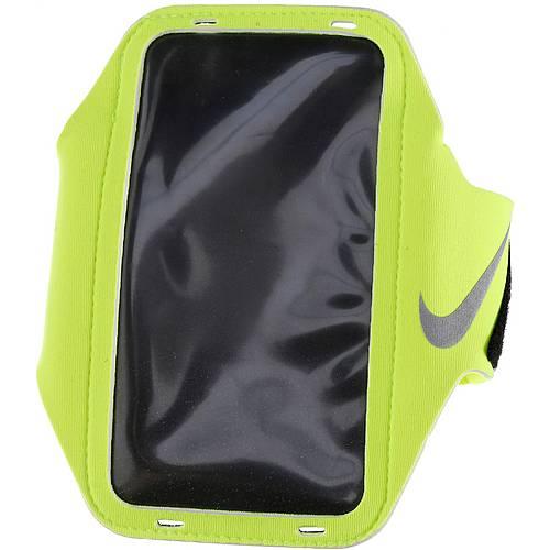 Nike Lean Arm Band Handytasche neongelb/schwarz