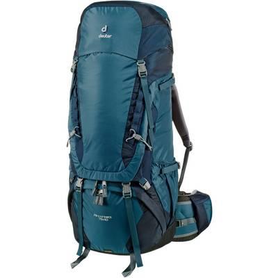 Deuter Aircontact 75+10 Trekkingrucksack blau