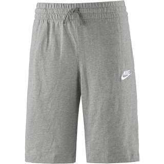 Nike Shorts Kinder dark grey heather-dark steel grey-white