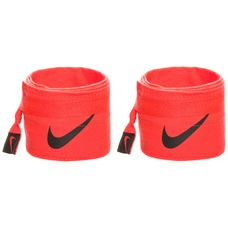 Nike Intensity Wrist Wrap Bandagen korall / anthrazit