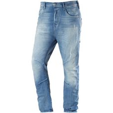 Jack & Jones Luke Anti Fit Jeans Herren destroyed denim