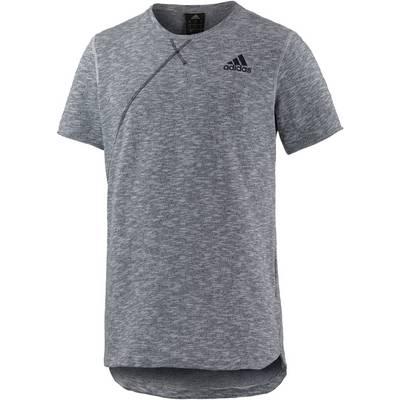 adidas T-Shirt Herren grau