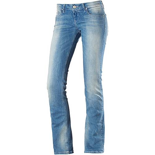 LTB Aspen Straight Fit Jeans Damen light denim