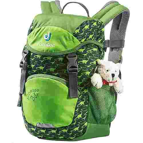 Deuter Schmusebär Wanderrucksack Kinder emerald