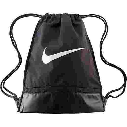 Nike Brasilia Turnbeutel Herren schwarz