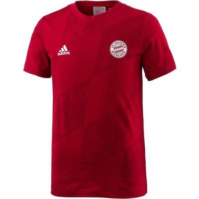 adidas FC Bayern München Funktionsshirt Kinder rot