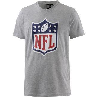 New Era T-Shirt Herren HEATHER GREY